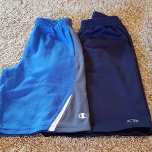 Champion Mesh Play Shorts